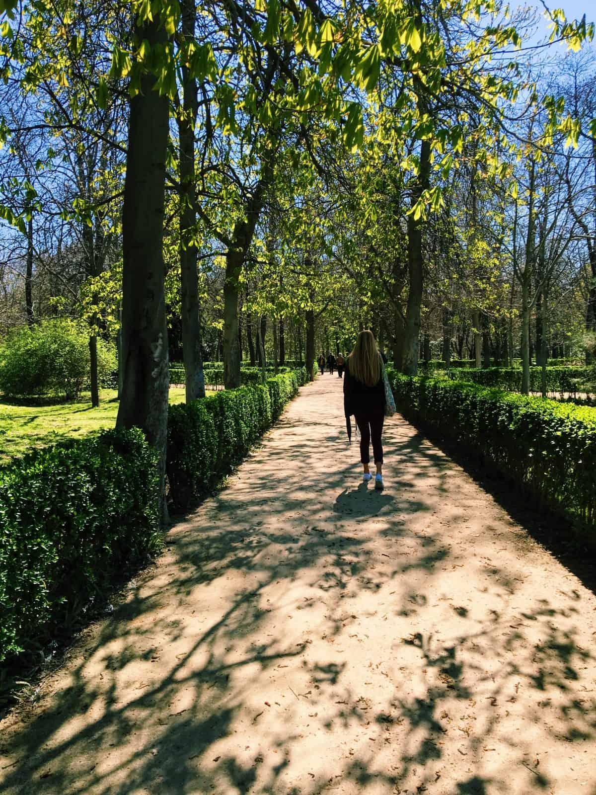 Spring Break in Spain
